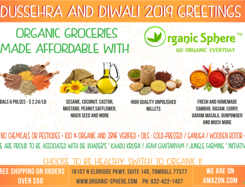 Health Is Really Wealth! Beware Of Festival Sale On Groceries!